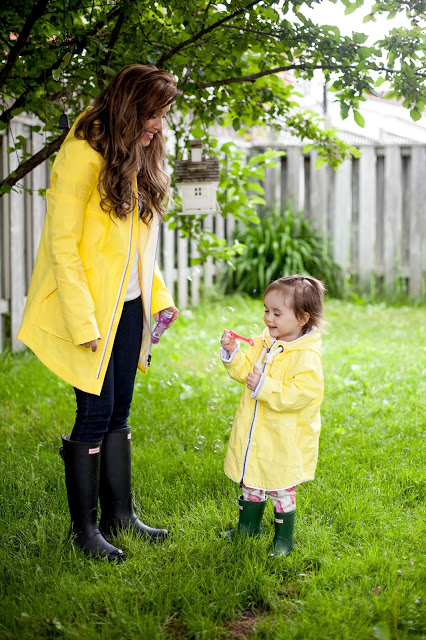 Embracing Rainy Days without screen time Fashion Lifestyle