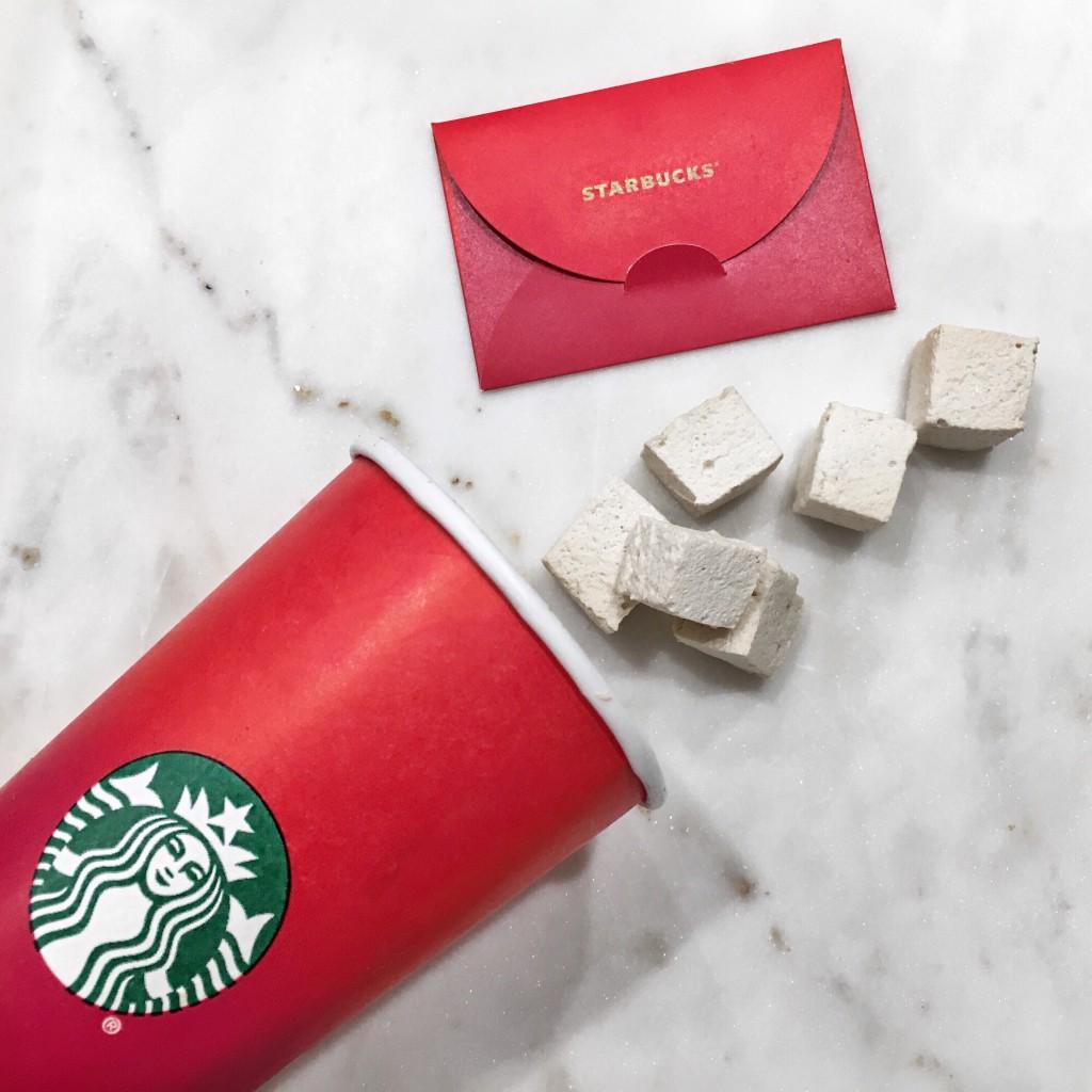 Day 4:  $250 Giftcard to Starbucks Food Living