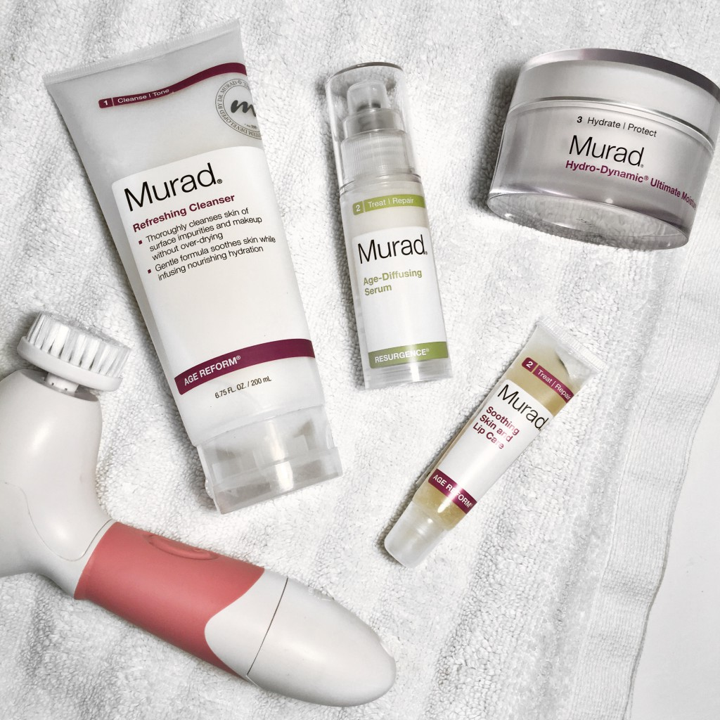 Day 8: Murad Skincare Beauty Skincare