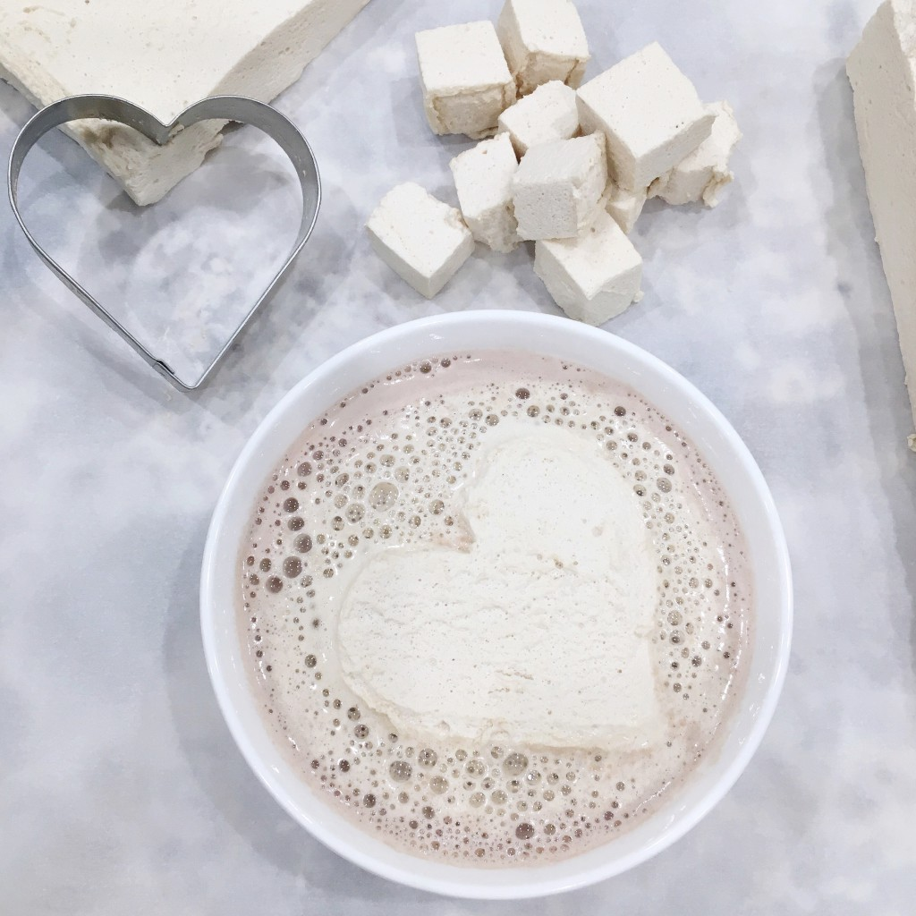 Heart Shaped Mellows Food Living Recipes