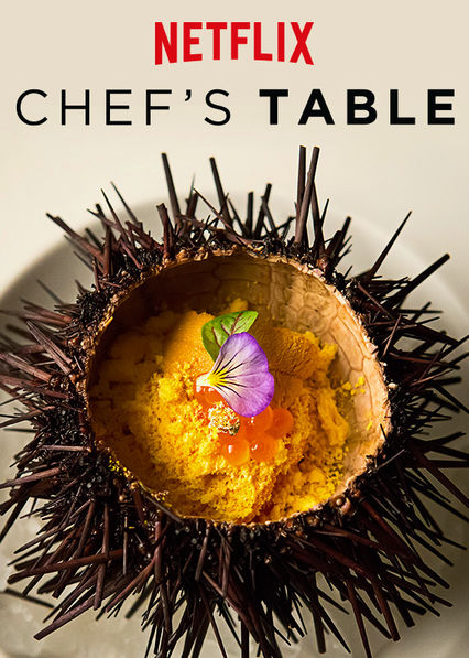 Netflix - Chef's Table Food Living Where to eat