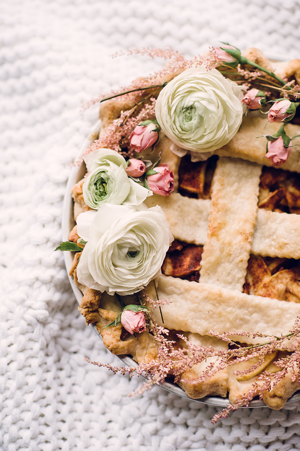 The cutest apple pie workshop ever!! Decor Food Recipes