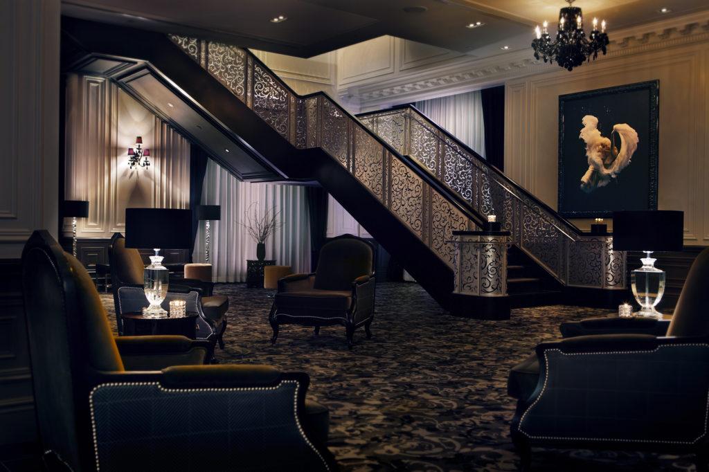 Hotel Room Foyer : Staycations trump toronto bonjour bliss roxanne west