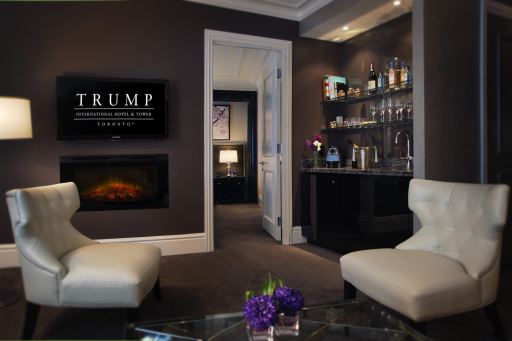 Staycations Trump Toronto Bonjour Bliss Roxanne West