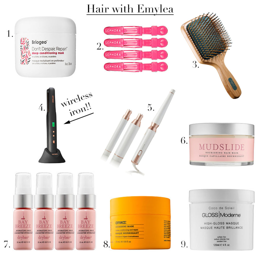 Sephora Hair Finds - Bonjour Bliss Roxanne West
