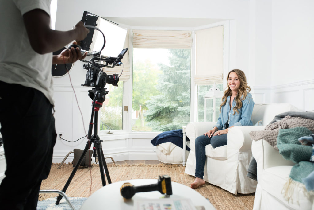 Our Youtube Trailer: Behind the Scenes Beauty Food Living Style Uncatagorized