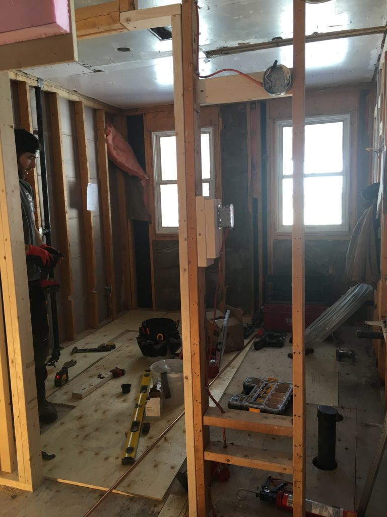 Wayfair Bathroom Progress Decor DIY Living Uncatagorized
