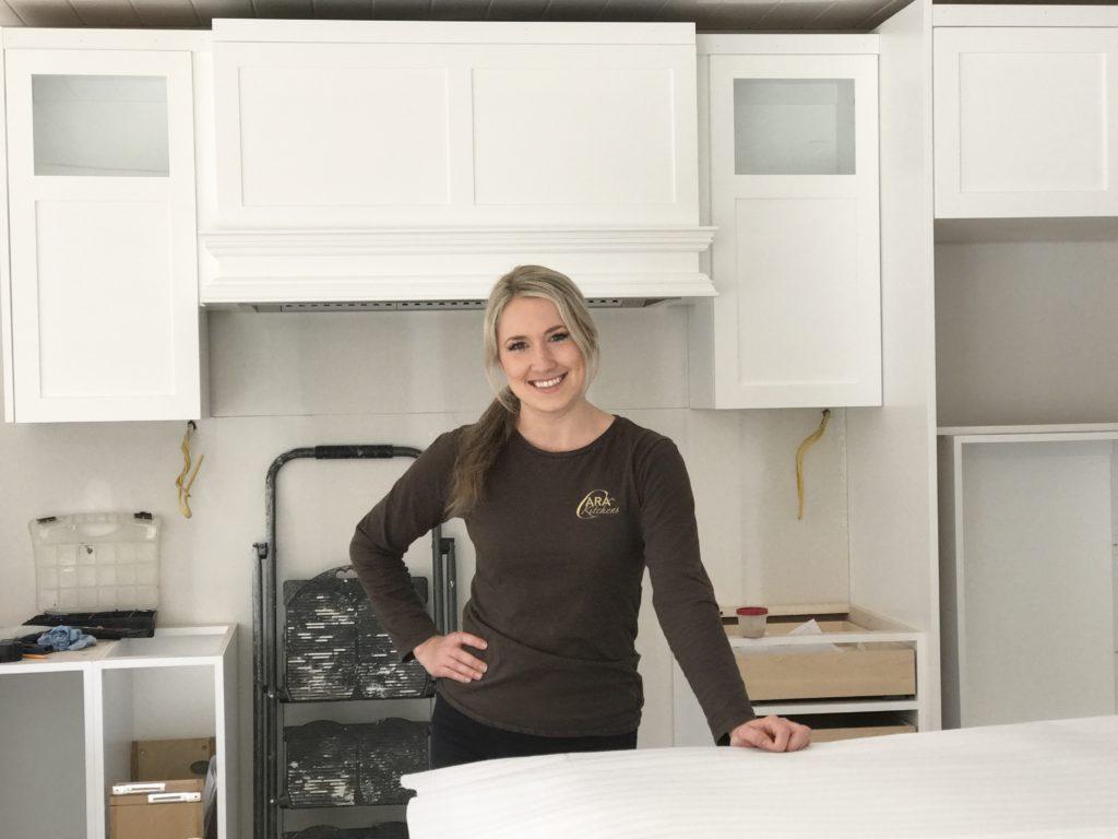 Meet Jessica of Cara Kitchens Lifestyle Renos & DIY