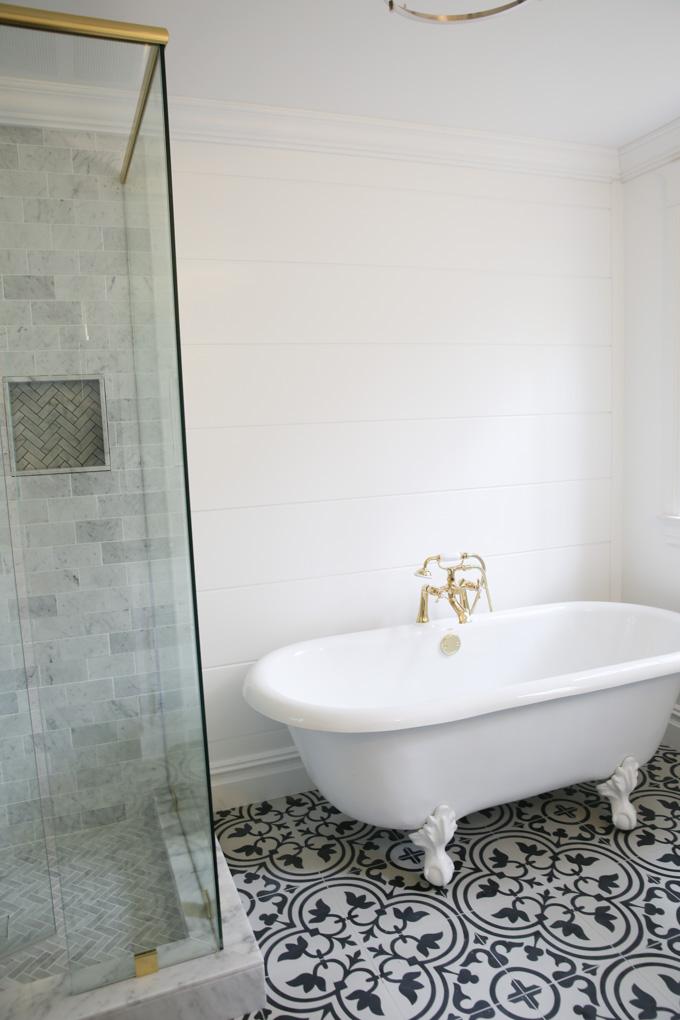 Wayfair Bathroom Progress Decor Lifestyle Renos & DIY Uncatagorized