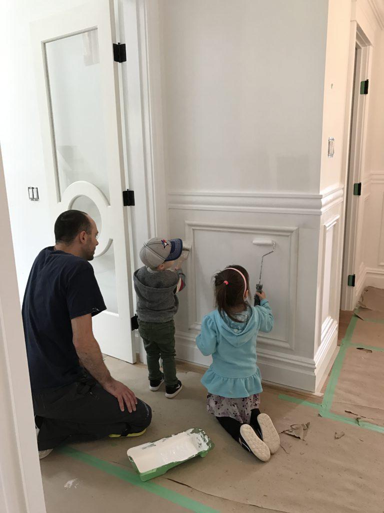 Find efficiencies during home renovations! DIY Living