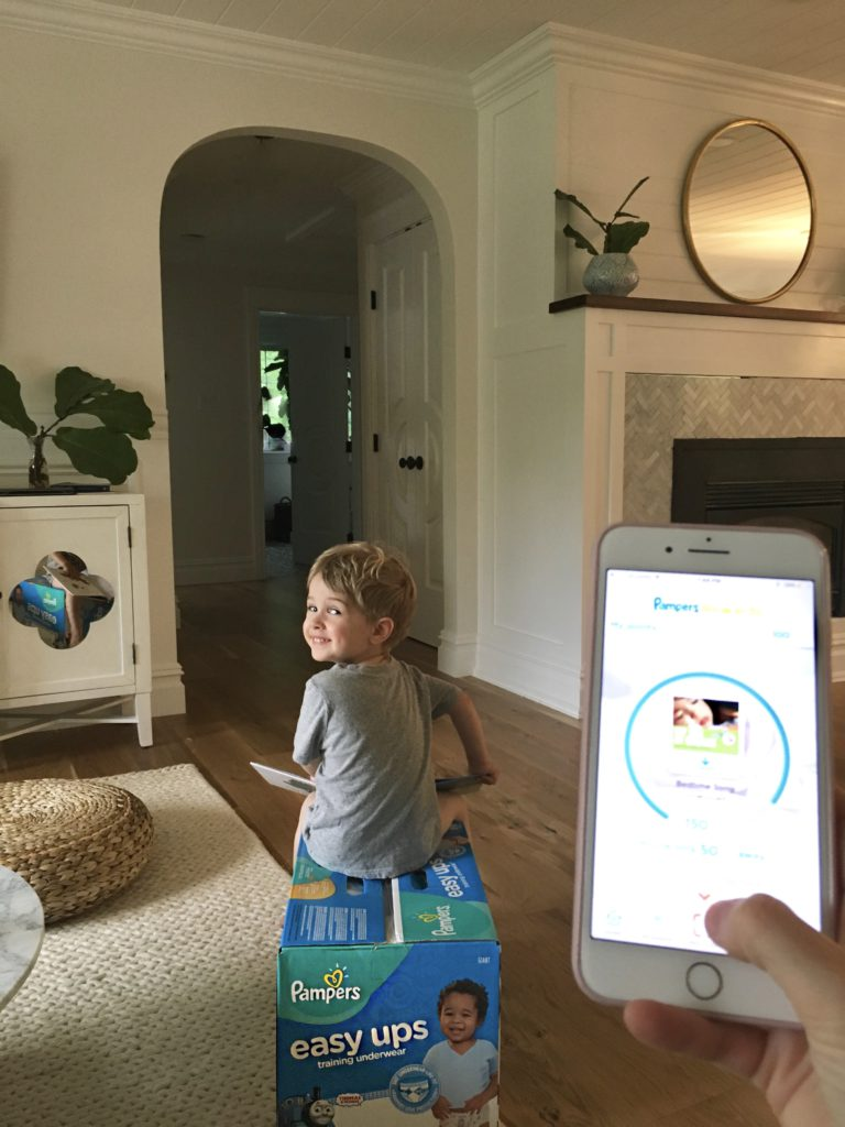 Pampers Diaper Rewards Made Easy Lifestyle