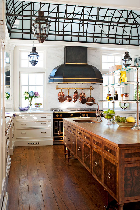 Traditional Home: Greenhouse Kitchen Decor Lifestyle Renos & DIY