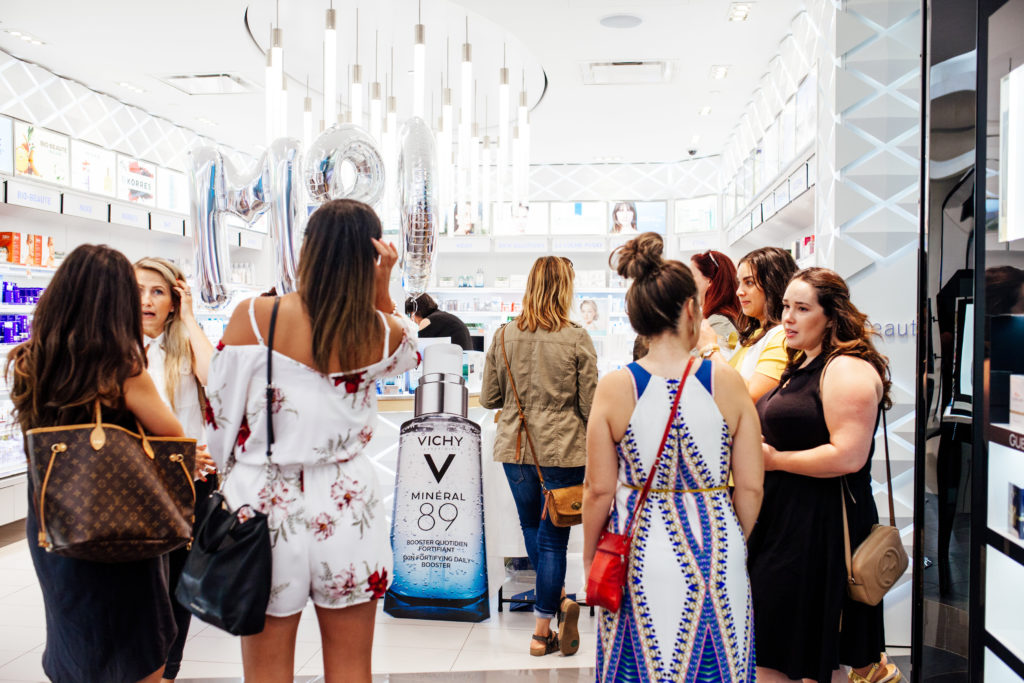 Vichy Meet & Greet Beauty Skincare Uncatagorized