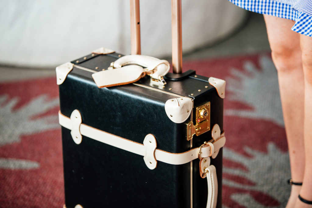 Travel Beautifully with Steamline Luggage Style Travel