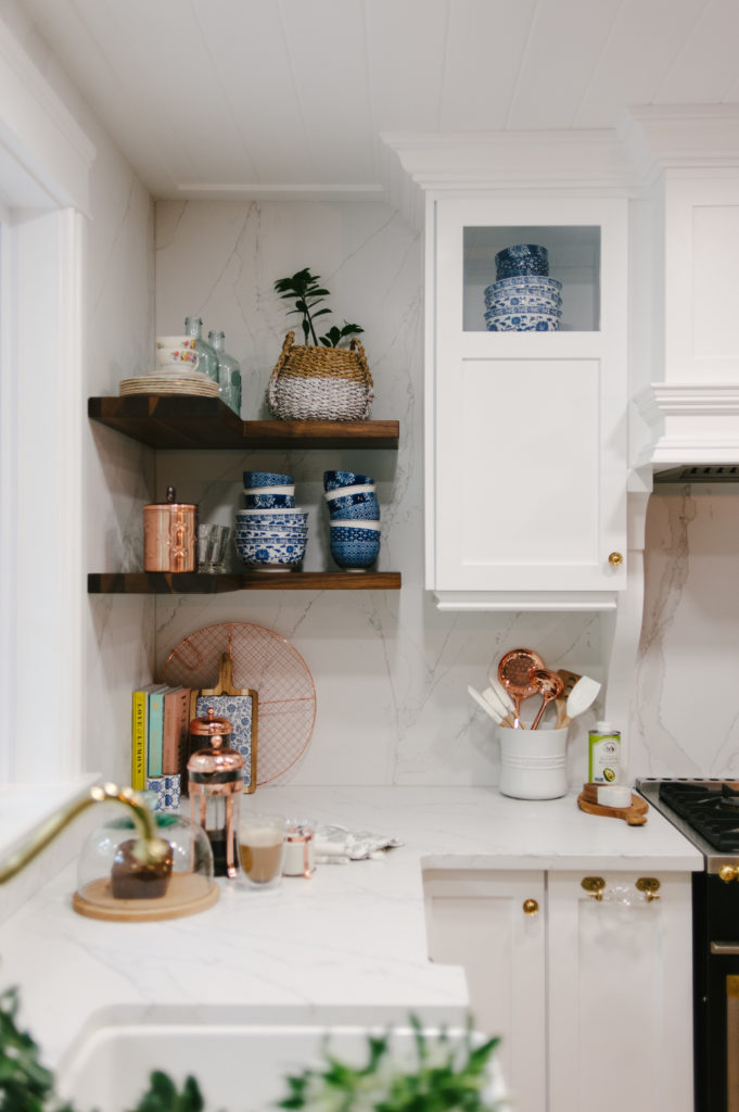 Kitchen Reveal: Heart of the Home Decor DIY Living