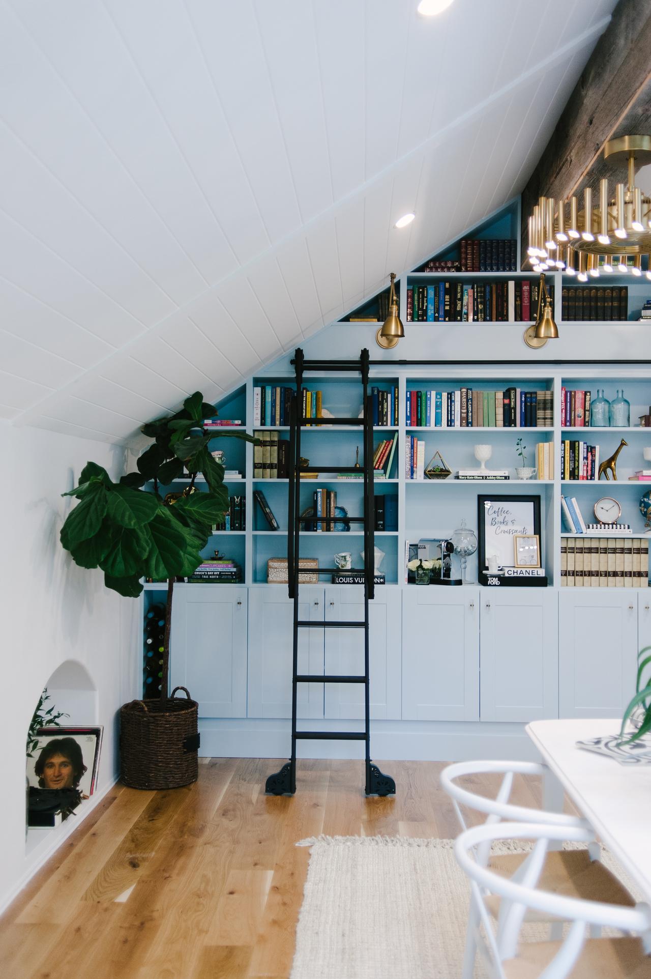 Inspirational Pictures Of Home Depot Ladder Shelf - Best Home Design ...