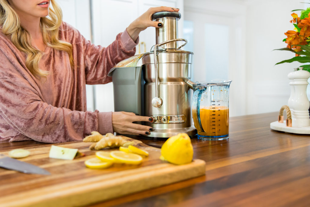 A healthy juice with Breville & Giveaway #1 Food Living Recipes Uncatagorized