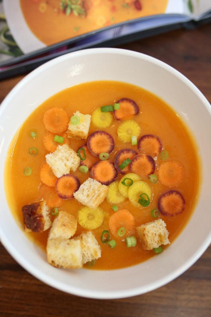 Cozy Carrot Potato Soup Recipe Food Recipes