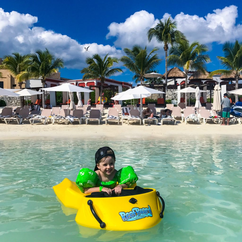 Family Vacation in Mexico with Air Transat Lifestyle Travel Uncatagorized