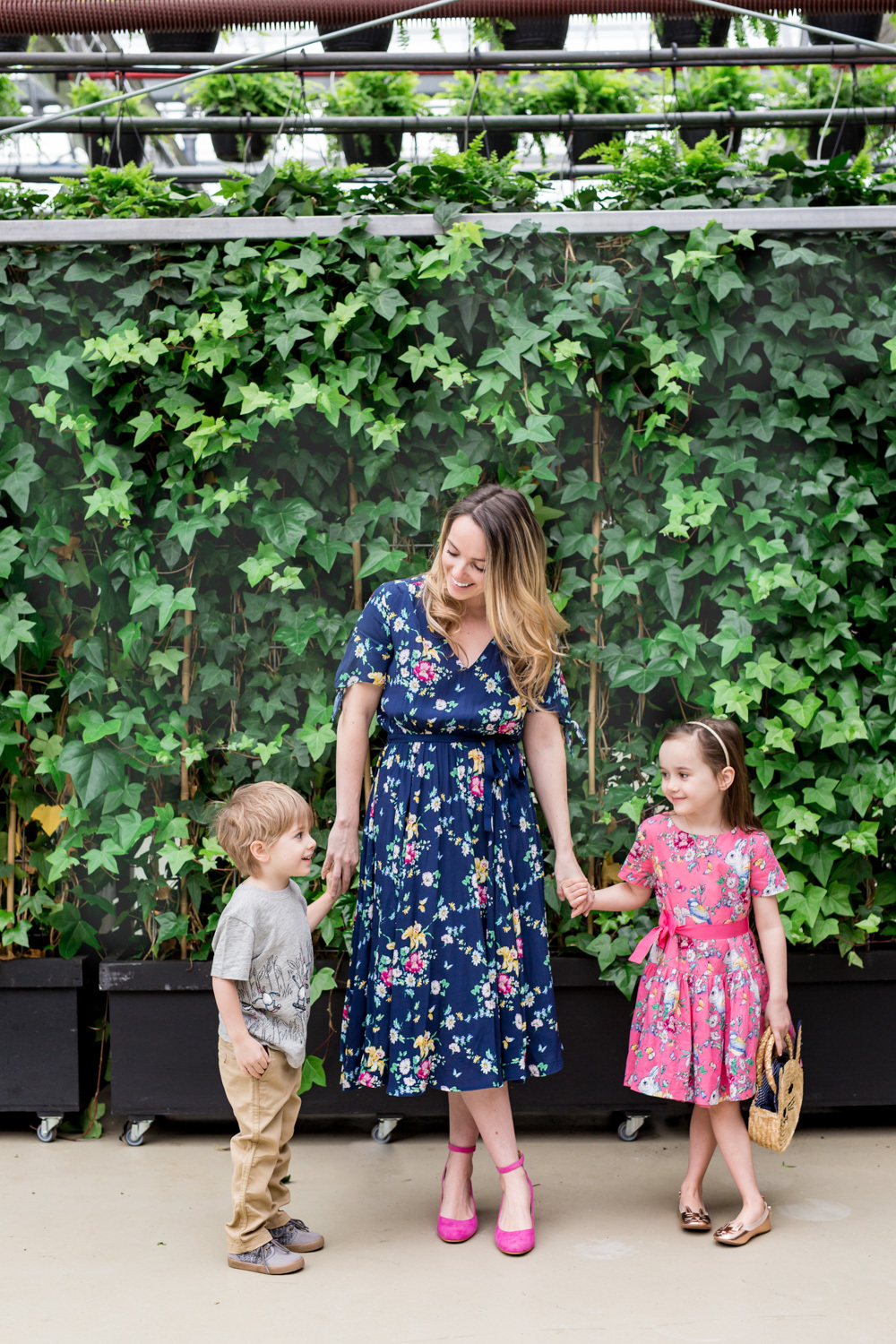 a0dd01f1bd Spring Style with Gap x Sarah Jessica Parker Family For Her For Kids  Greenthumb Hauls Home