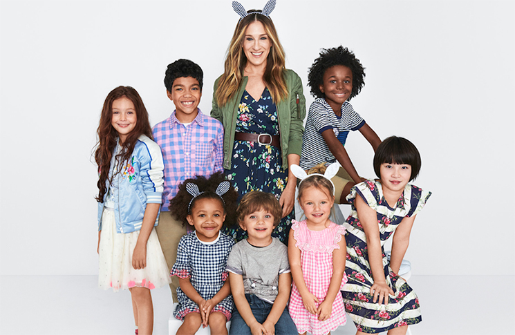 Spring Style with Gap x Sarah Jessica Parker Fashion