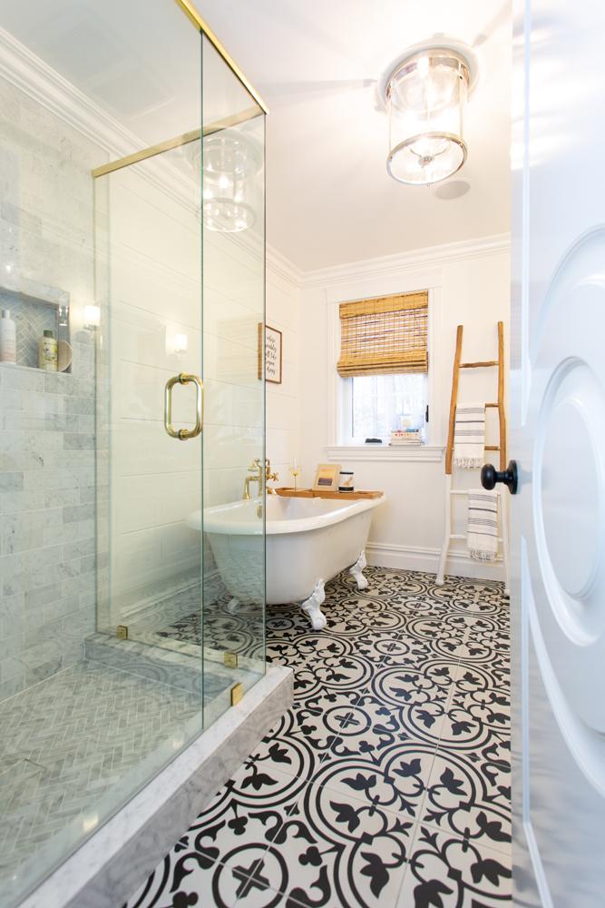 Bathroom Reveal Decor DIY DIY Home Living Reno's Uncatagorized