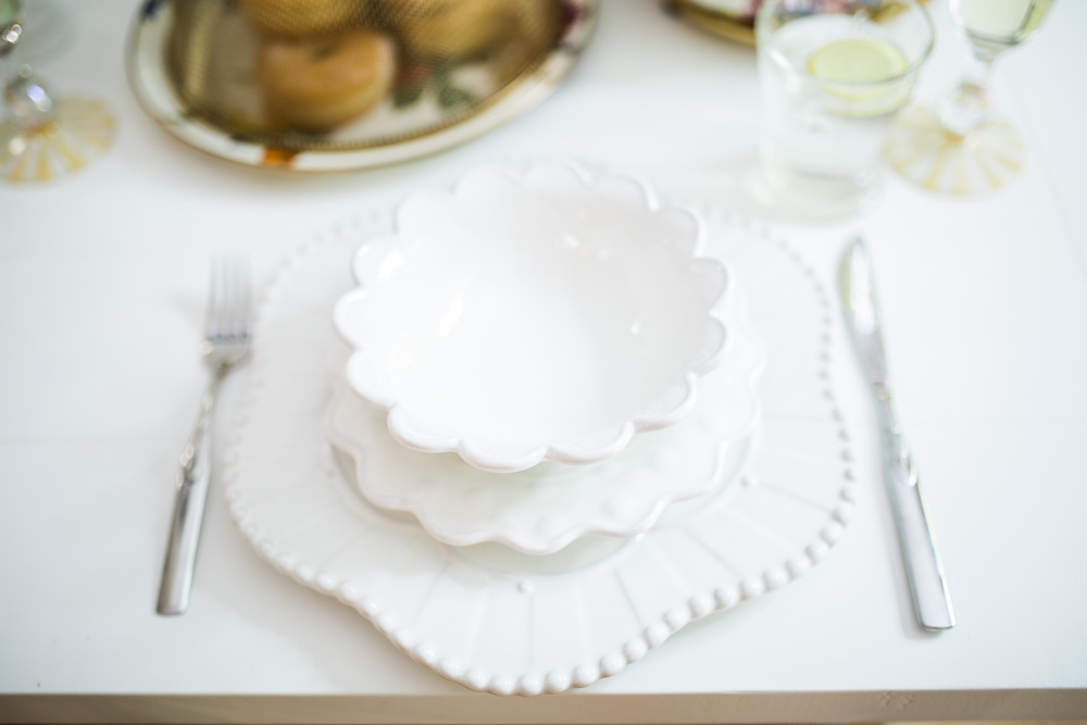 Styling our table with Mackenzie-Childs Decor Entertaining Food Home Recipes Uncatagorized