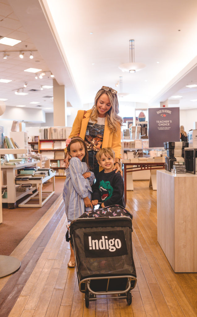 Back to School with Indigo Family For Kids Living Uncatagorized