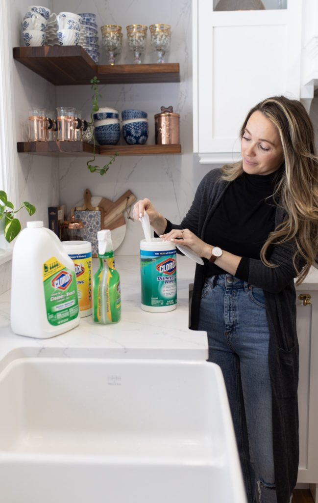 How to Wipe Out the Flu Family Living Uncatagorized
