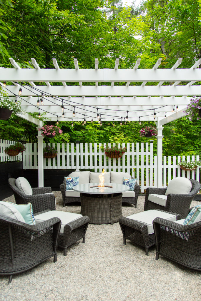 Our Backyard: Outdoor Living with Canadian TIre Decor Home Living
