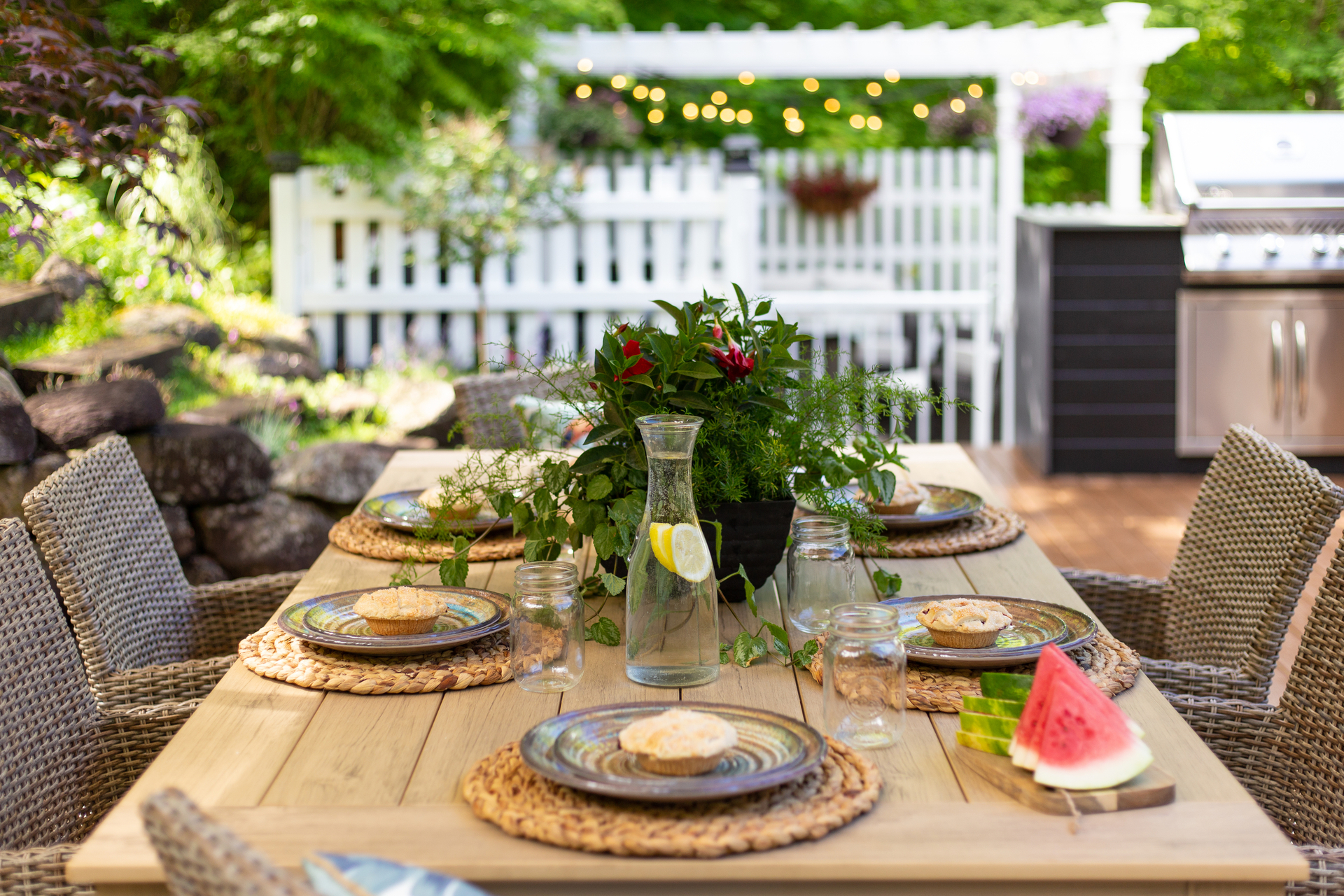 Our Backyard: Outdoor Living with Canadian TIre - Bonjour Bliss Roxanne West