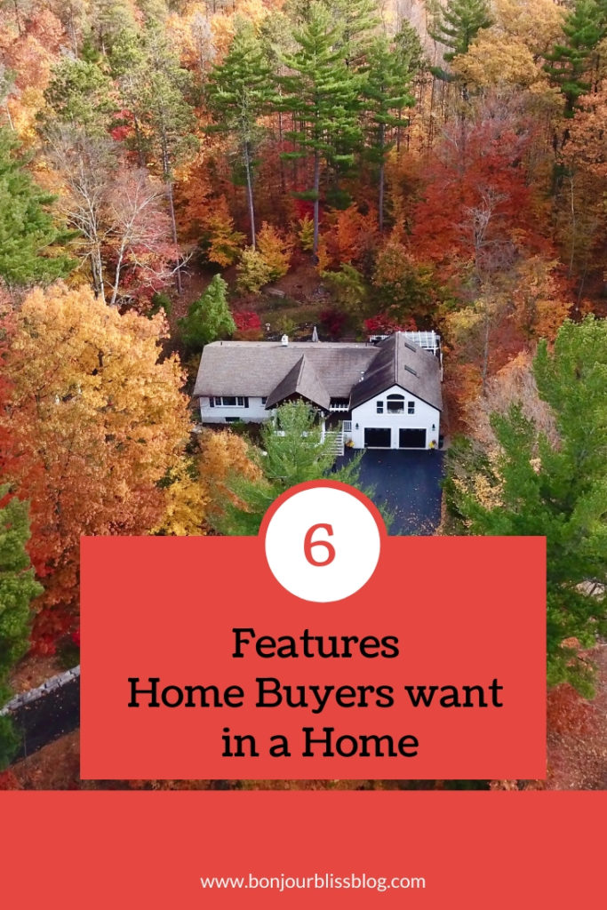 Top 6 Features Home Buyers Want in a House Decor Home Home Tours Living Reno's Uncatagorized