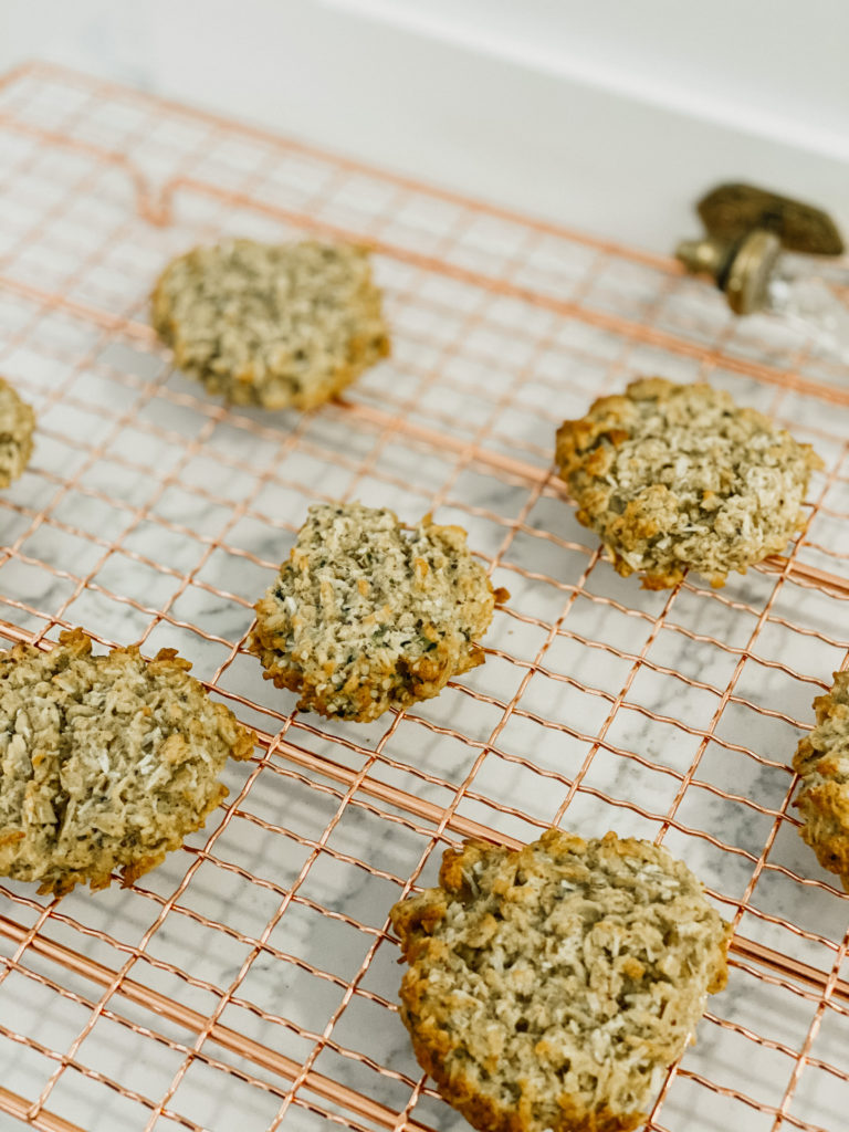 The Best Vegan Oatmeal Coconut Cookies Food Recipes