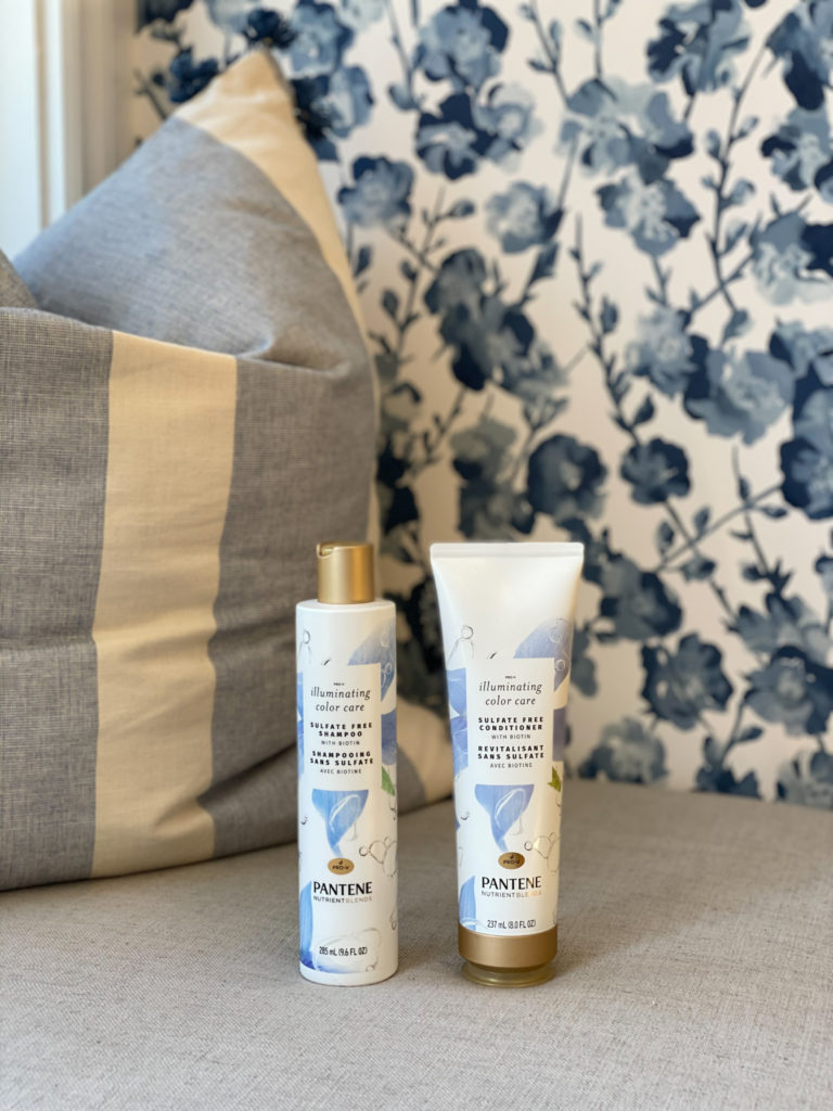 Date Night-In with Pantene Nutrient Blends Beauty Hair