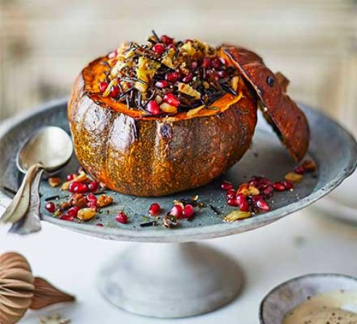 50 Pumpkin Recipes You Need to Try Food Recipes
