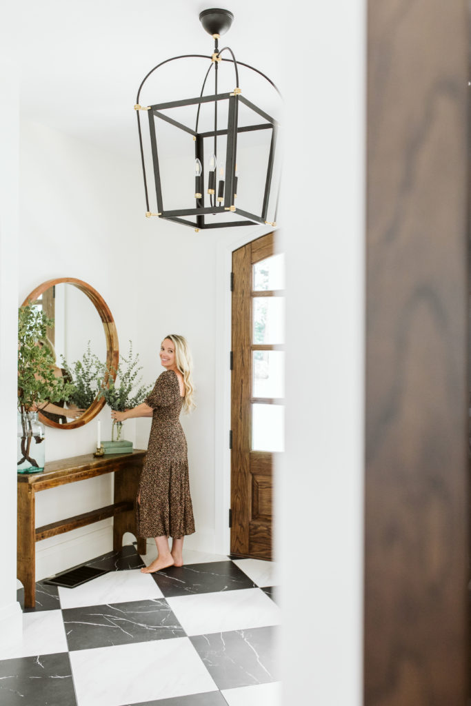 Our Flooring Choices & Foyer Decor Home Home Tours Uncatagorized
